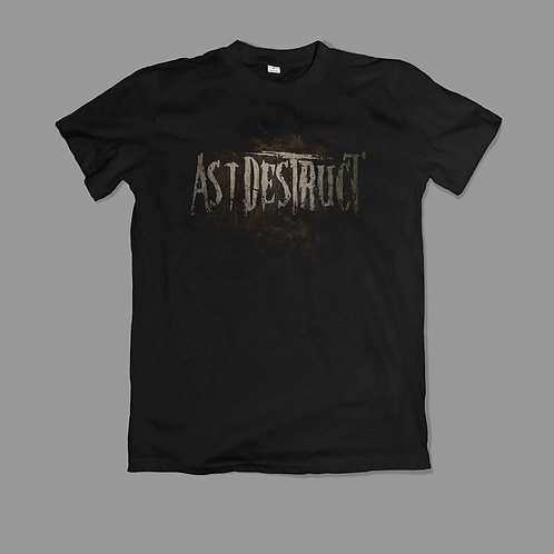 As I Destruct Logo Top