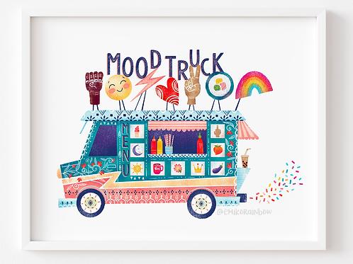 #MOOD TRUCK