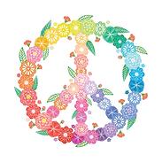 PeaceFlowers 11x17 paper- 10x10Print-01.
