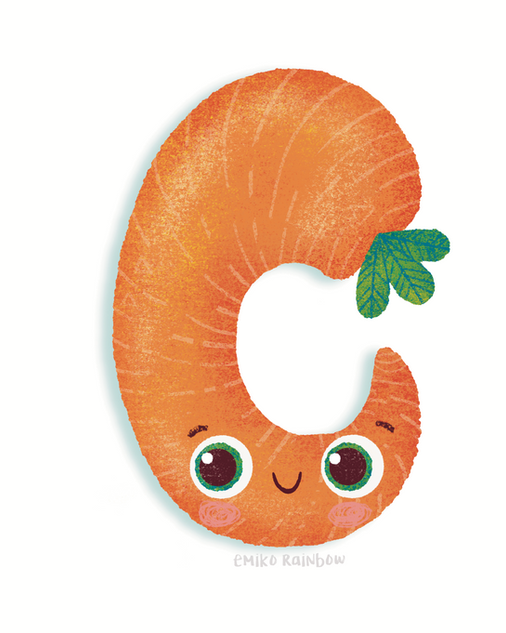 C Is For Carrot