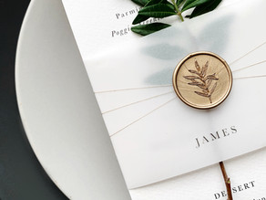 Wedding Stationery: An interview with Dahlia by Lauren