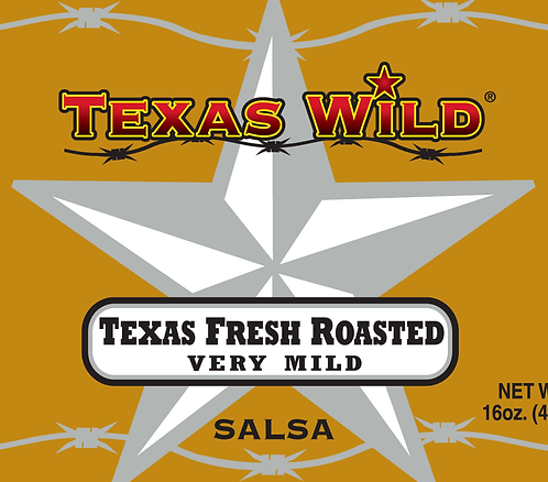 Texas Fresh Roasted (VERY MILD) 16oz