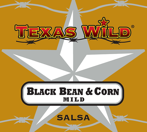 Salsa Ole (Black Bean & Corn) (MILD) 16oz
