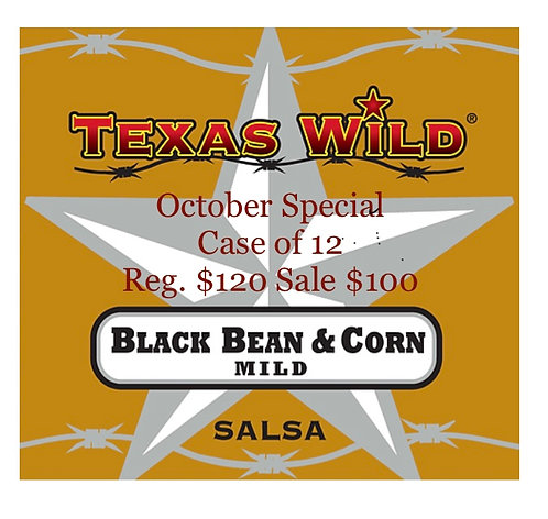 Black Bean & Corn - Case of 12