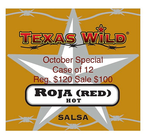 ROJA (Red) HOT - Case of 12