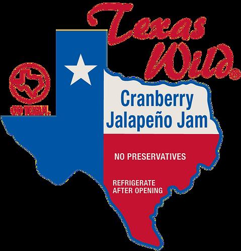 Cranberry Jalapeno Jam 10oz