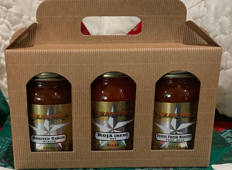Gift packs now available
