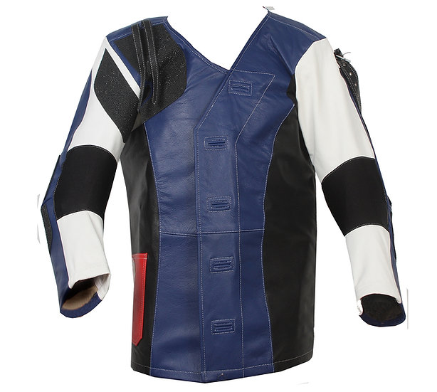OTOS ISSF Leather Shooting Jacket