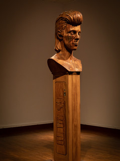 Untitled, PEZ (Time Capsule) David Bowie