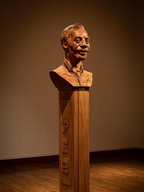 Untitled, PEZ (Time Capsule) James Baldwin