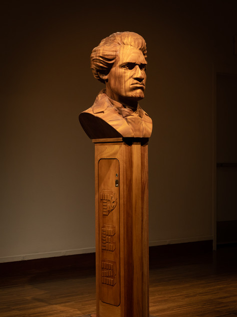 Untitled, PEZ (Time Capsule) Frederick Douglas