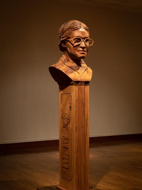 Untitled, PEZ (Time Capsule) Rosa Parks
