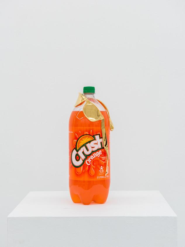 Untitled, Orange Crush