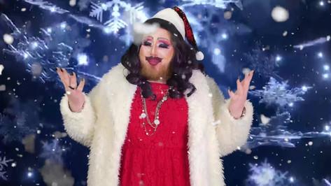 Beary Tyler Moore Jingle Bells