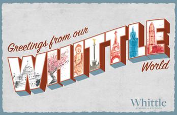Whittle Poscard