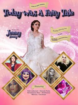 Jenny Henny Fairy Tale Poster