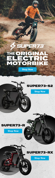 Super 73 E-Bike Email July 2021
