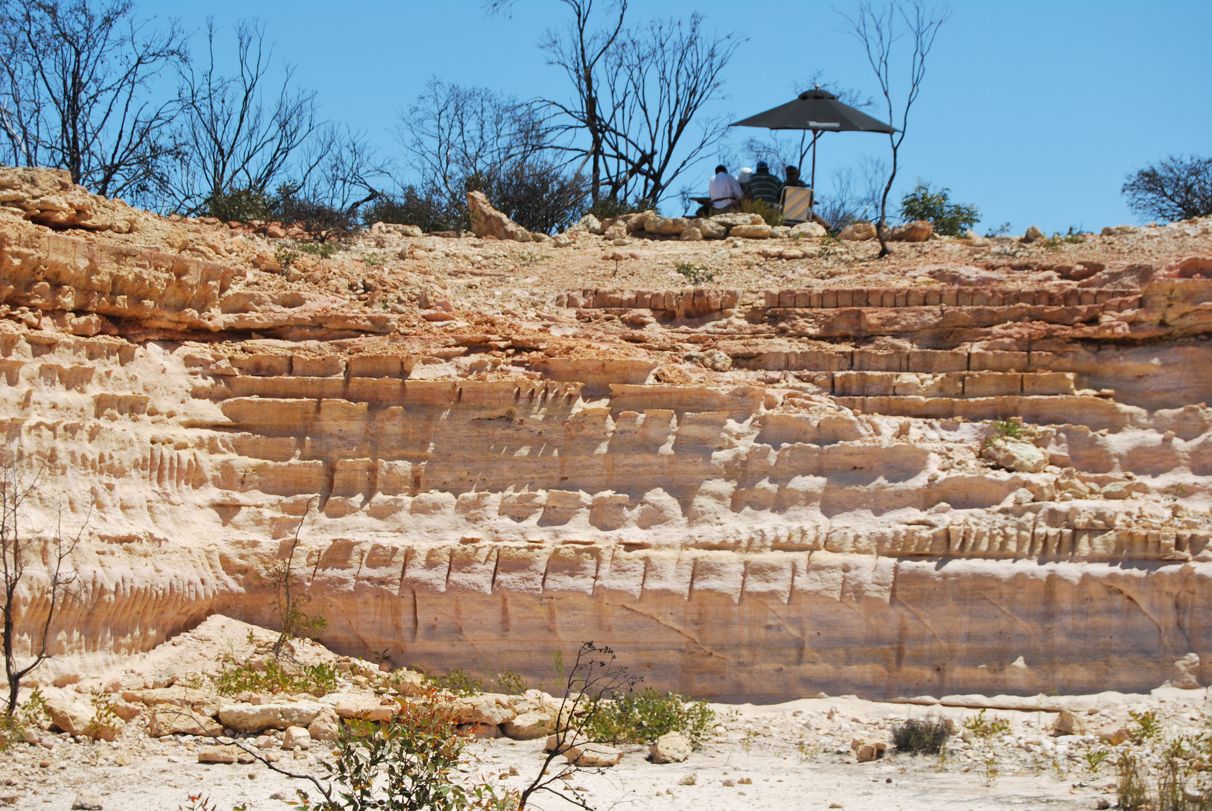Twertup quarry