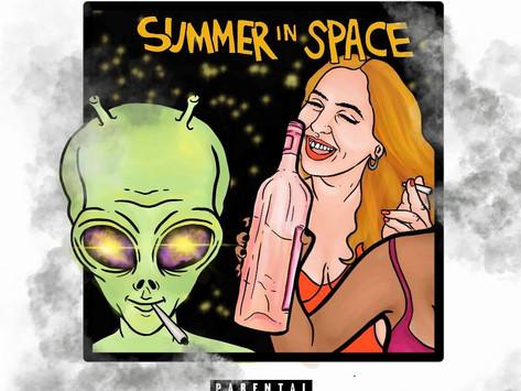 Damien Knight & ACTHEKiDFROMSPACE - SUMMER iN SPACE. Vol. 1