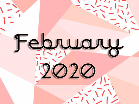 February 2020 - Music of the Month