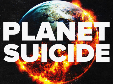 Johnny the Hobby Artist - Planet Suicide