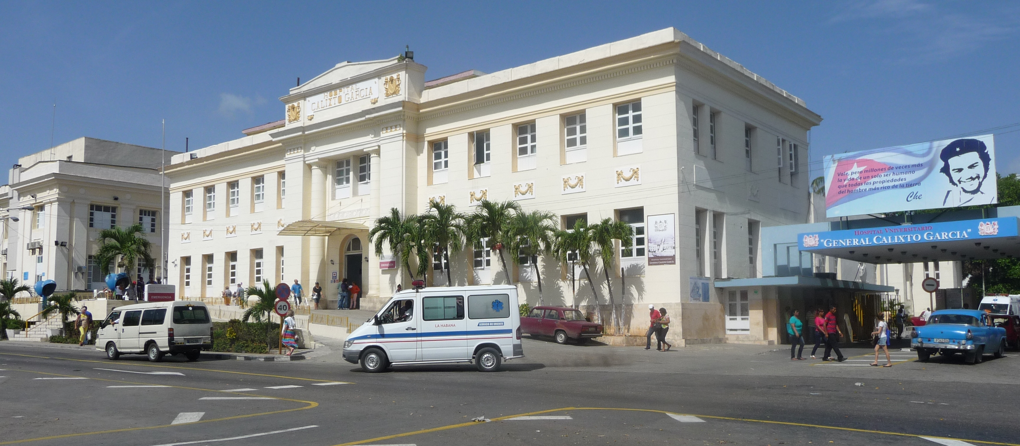 General Calixto Hospital, Havana