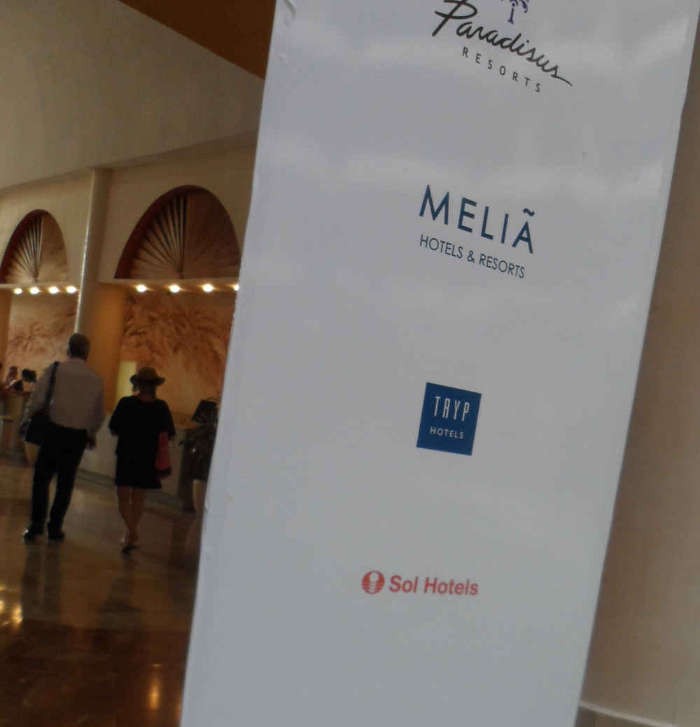 Melia Hotels are Spanish owned