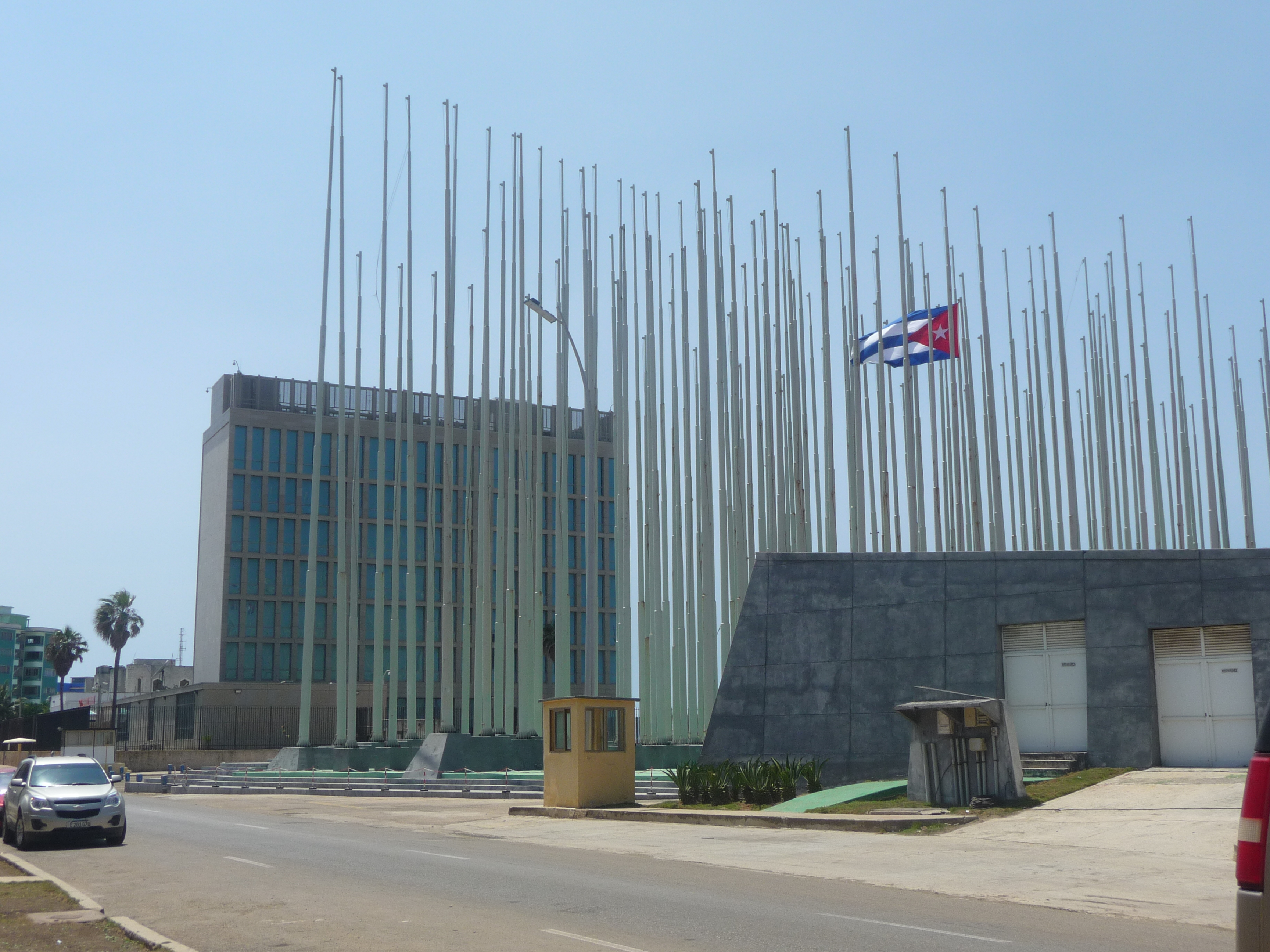 Cuban Embassy