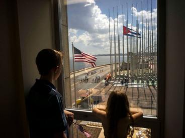 Cuba beyond reach, again.