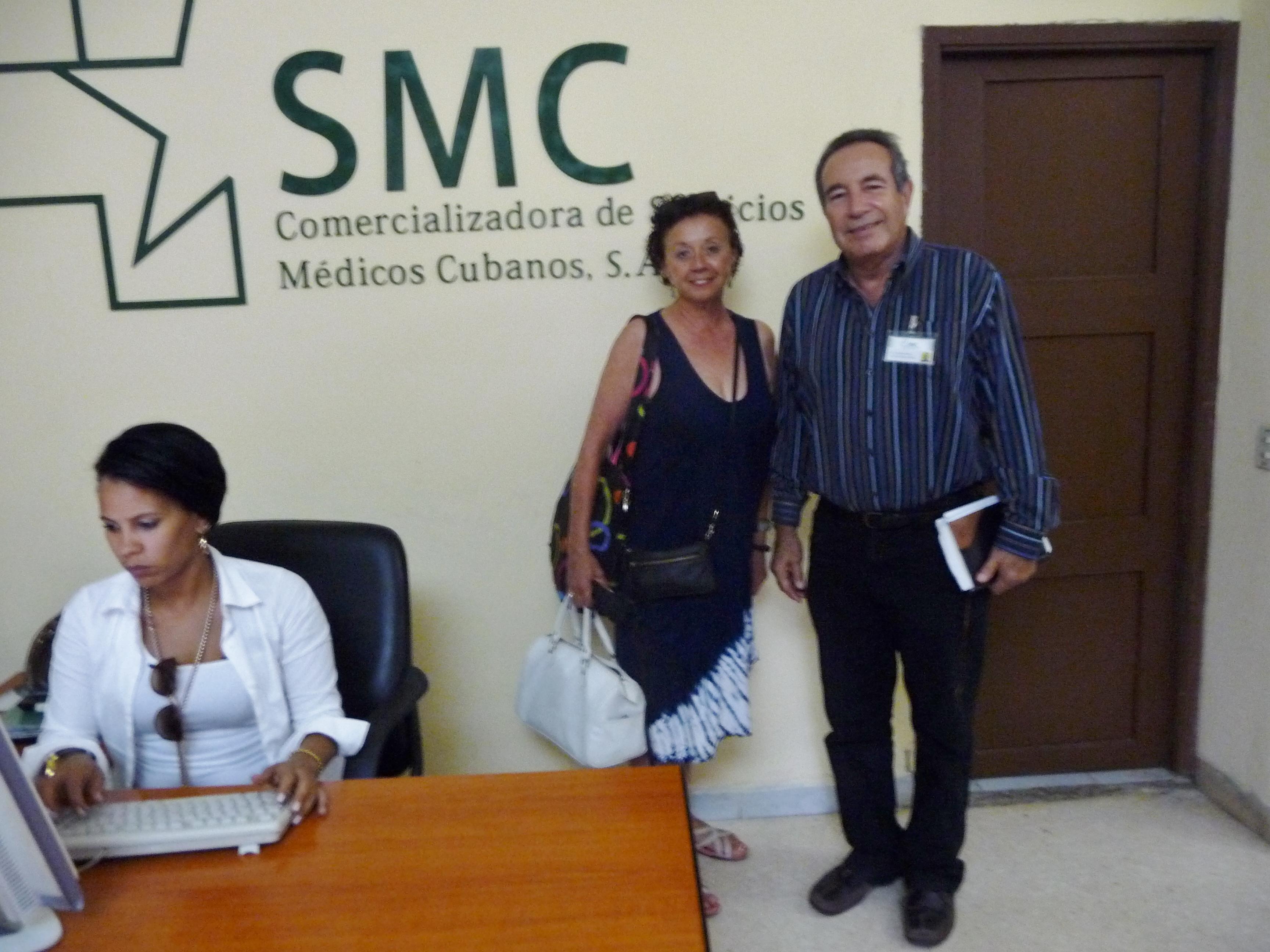 Servicos Medicos Cubanos