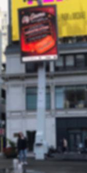 City Cinema 2019 Poster Yonge Dundas Square