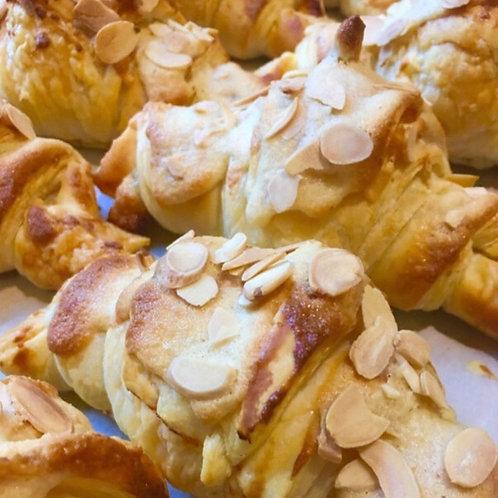 Almond Croissants (Box of 4)
