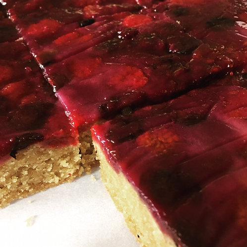 Forrest Fruit Dream Tarte -Tatin 4 slices