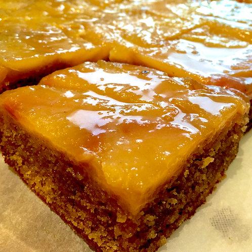 Apple and Cinnamon Tarte -Tatin 4 sices