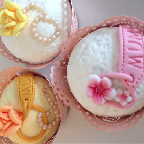 Summer Cupcakes (Box of 12)
