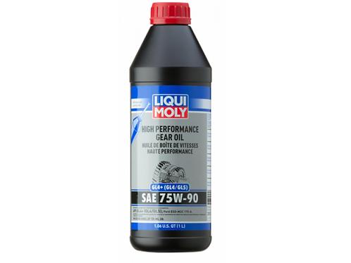 Liqui Moly High Performance Gear Oil [GLA4+] SAE75w-90