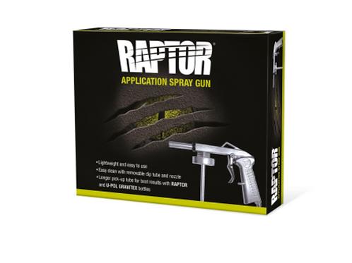 Raptor Spray Gun For Gravitex - 1L