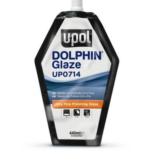 Dolphin Glaze 440ml Bags