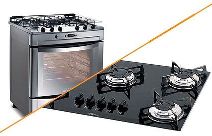 Assistência técnica para fogão e cooktop electrolux-consertos-instalacão-conversão de gás , manutenção-e-limpeza .