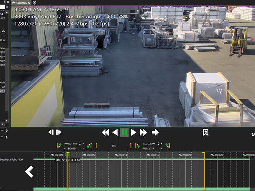 How to export a video: