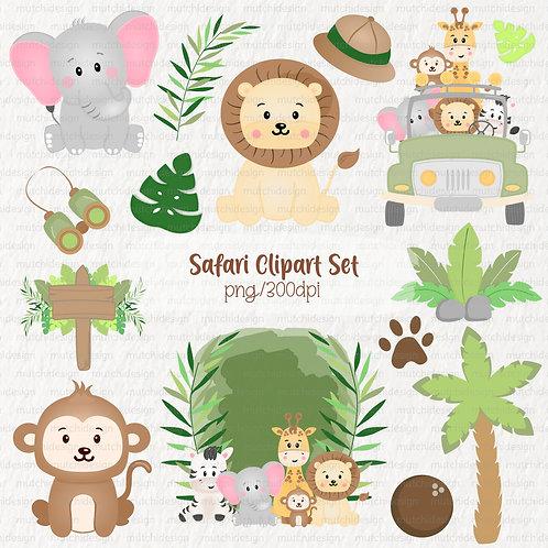 Safari | Cliparts