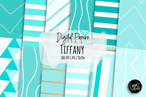 Papeis Digitais   Tiffany