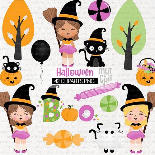 Cliparts | Halloween