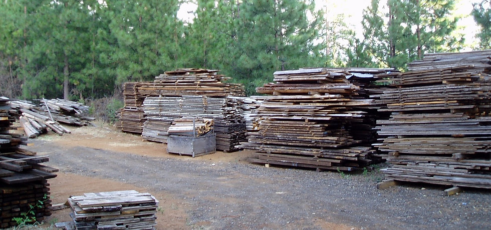 Recycled Wood - Hopkins Fencing Ltd - Portsmouth