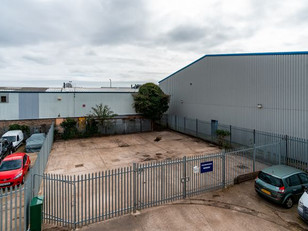 Commercial Yards - Skill Centre Portsmouth