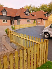 Commercial Fencing - Hopkins Fencing Ltd - Portsmouth