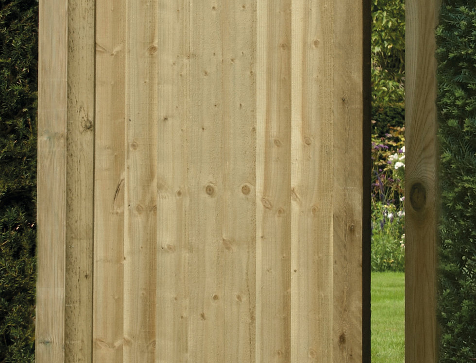 Standard Featheredge Gate