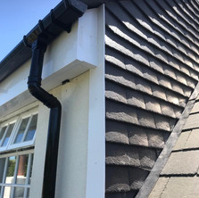 New Fascia and Guttering