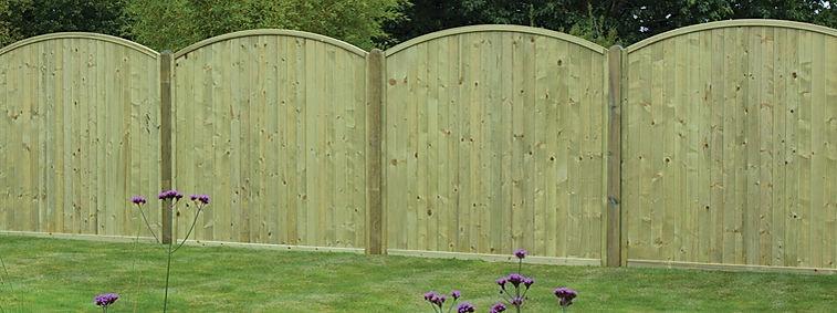Fence Panels - Hopkins Fencing Ltd - Portsmouth