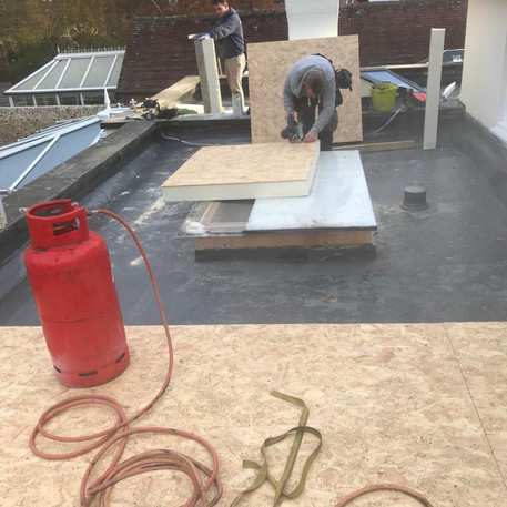 High Performance Flat Roofing System with Insulation Sky Lantern